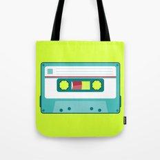 #54 Cassette Tote Bag
