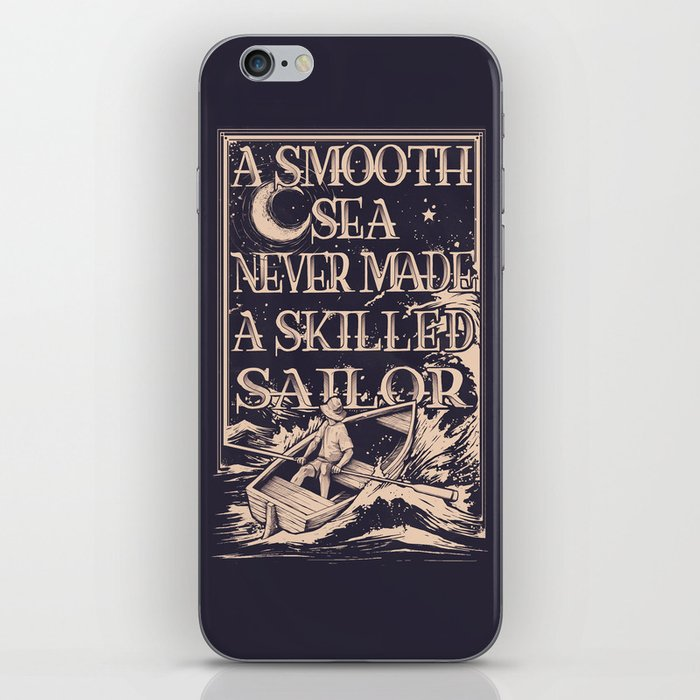 A Smooth Sea iPhone Skin