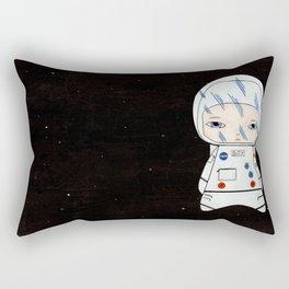 A Boy - Astronaut Rectangular Pillow