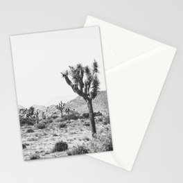 Joshua Tree Monochrome, No. 1 Stationery Cards