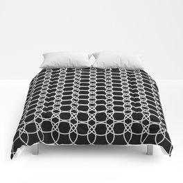Eloos B&W 2 Comforters