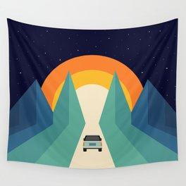 Wonderful Trip Wall Tapestry