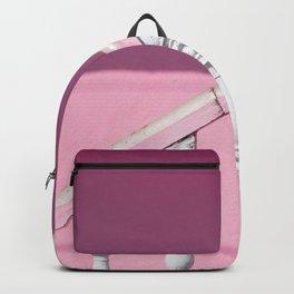 Pink Stairway Backpack