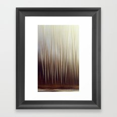 Abstract Landscape Framed Art Print