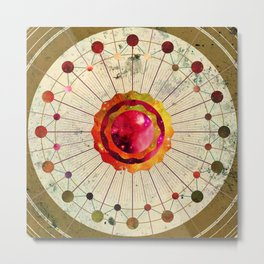 Cosmos MMXIII - 09 Metal Print
