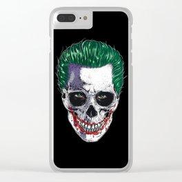 Dead Joke Clear iPhone Case