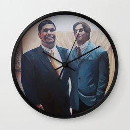 Verduga Timmerman Wall Clock