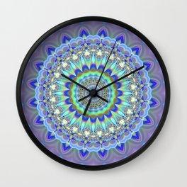 Mandala Mothers Love Wall Clock