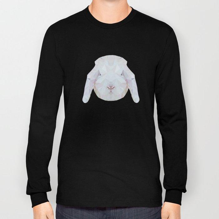 Bunny Portrait Long Sleeve T-shirt