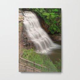 Muddy Creek Falls Metal Print
