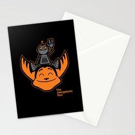 Ratchet & Clank Stationery Cards