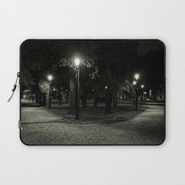 Divenskiy garden (city park) at night, St. Petersburg (Russia) (2018-7SPB98) Laptop Sleeve