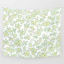 Blumenwiese Wall Tapestry