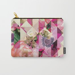 Floral Geometric by Tigerlily Carry-All Pouch