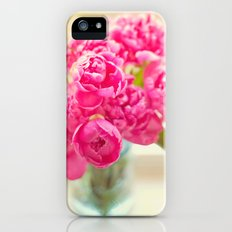 Pretty in Pink Slim Case iPhone (5, 5s)