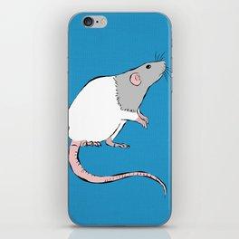 Rattie iPhone Skin