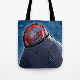 Kooky Space Kook Tote Bag