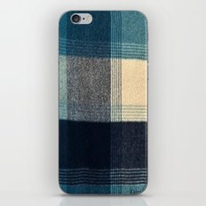 Abstract Flannel iPhone & iPod Skin