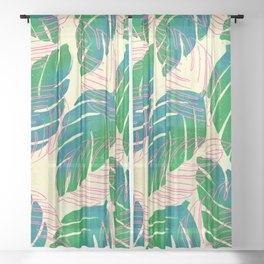 Paradiso II Sheer Curtain