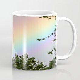 Pastel Natural Rainbow Coffee Mug