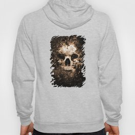 Skull Face Scary Hoody