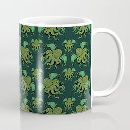 CTHULHU PATTERN Coffee Mug