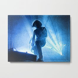 The Sisters Of Mercy  / Ben Christo Metal Print