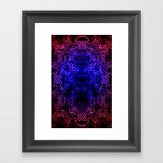 Cozmic art. Framed Art Print