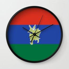 Flag of Kayah Wall Clock