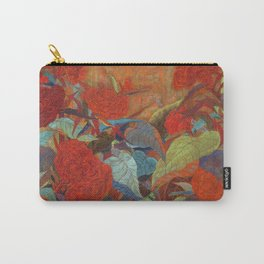 flower3【Japanese painting】 Carry-All Pouch