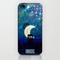 Doctor Who - Fantastic iPhone & iPod Skin