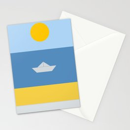Summer. Stationery Cards