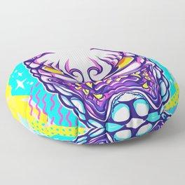 Neon Noh - Daikijin Floor Pillow