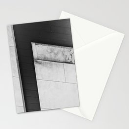 Abstract High Line Stationery Cards