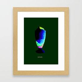 Halo-halo Framed Art Print