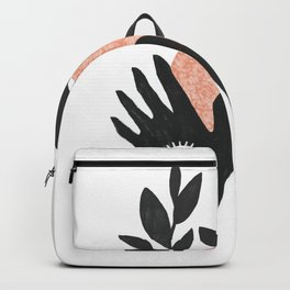 of her, of earth Backpack