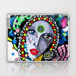 SERPENTINA COLORIDA Laptop & iPad Skin