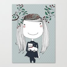 Happy Together Canvas Print