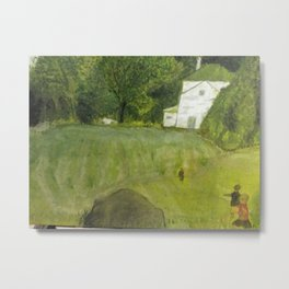 The Little Meadow Metal Print