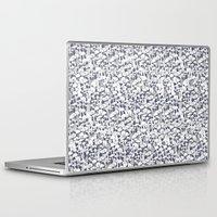 mushrooms Laptop & iPad Skins featuring Mushrooms by Julia Kisselmann
