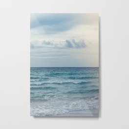 If You Let Go Metal Print