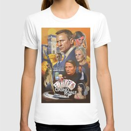 James Bond - Casino Royale T-shirt