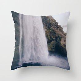 Waterfall 04 Throw Pillow