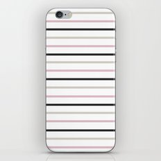 Simply Stripes iPhone & iPod Skin
