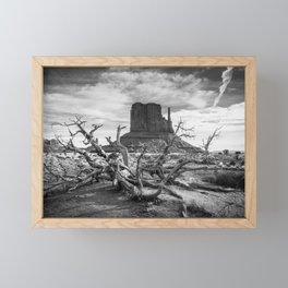 Monument Valley I Framed Mini Art Print