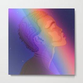 rainbow 2.0 Metal Print