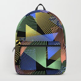 triangle ride Backpack