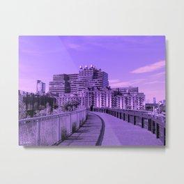 NYC High Line Metal Print