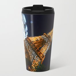 Overexposed | Eiffel Tower Travel Mug