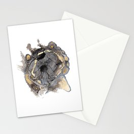 Weeping Heart Stationery Cards
